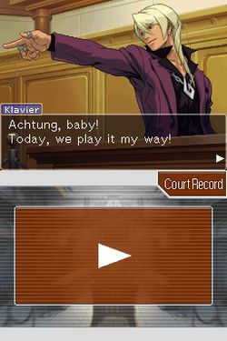 Apollo Justice Ace Attorney   Image 4