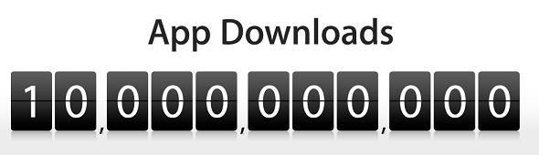 App Store 10 milliards