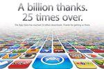 App Store 25 milliards