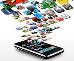 App Store application iPhone