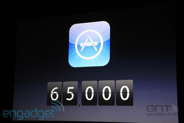 App Store iPad applications