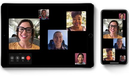 Apple-FaceTime-groupe
