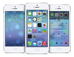 Apple iOS 7 iphone