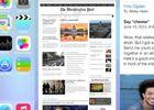 Apple iOS 7 multitache