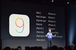 apple iOS 9 final