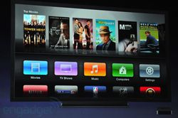 Apple iPad 3 keynote Apple TV