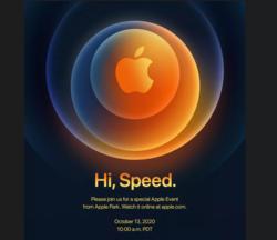Apple iPhone 12 octobre