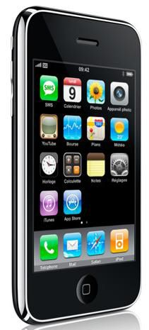 Apple iPhone 3G 01