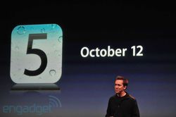 Apple keynote iOS 5 dispo 02
