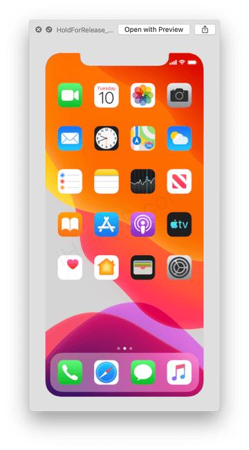 Apple lancement 2019