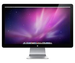 Apple LED Cinema Display.