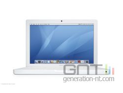 Apple macbook intel blanc small