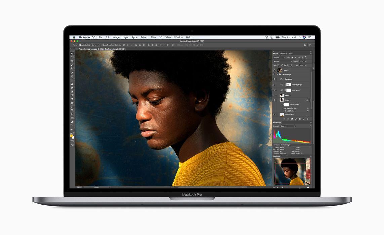 MacBook Pro 13 pouces : ça va couper !