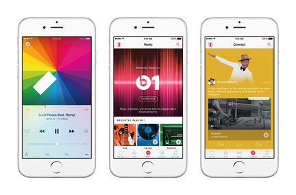 Apple Music appli