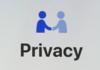 iOS et macOS: une icône de confidentialité propre à Apple