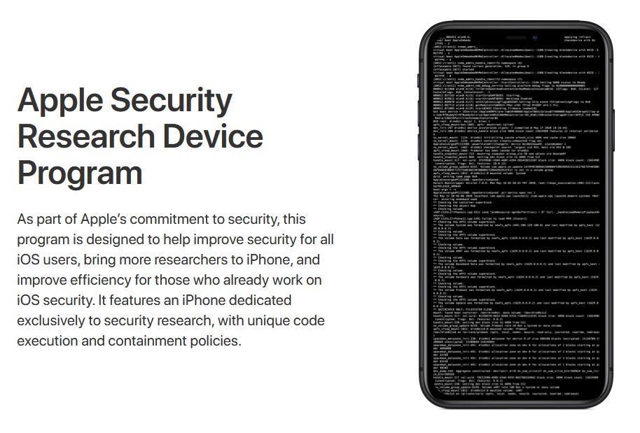 apple-security-research-device-program