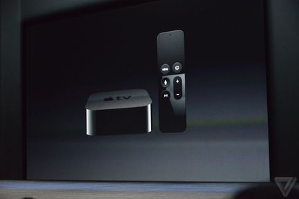Apple TV telecommande 02