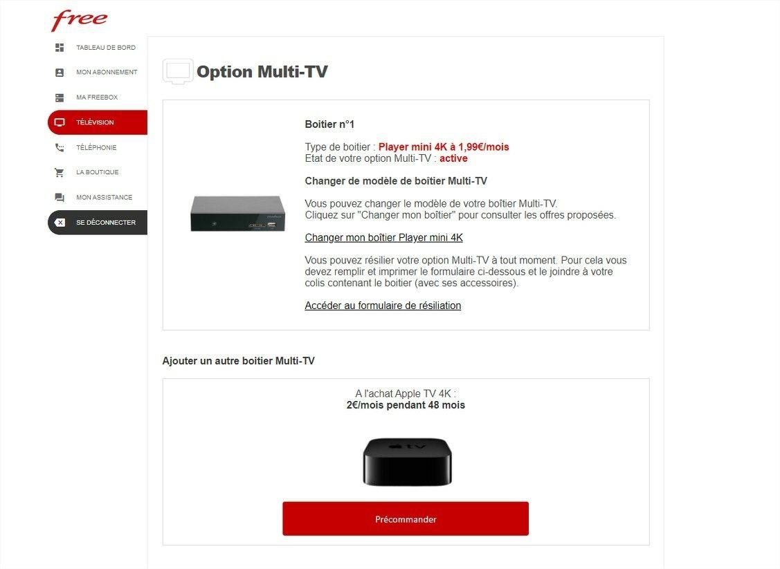 Apple TV4K