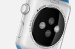 Apple Watch capteur