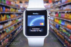 Apple Watch Pay