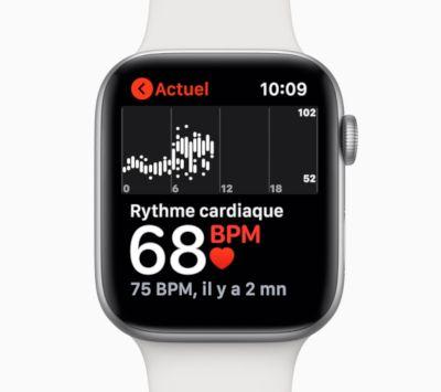 Apple-Watch-rythme-cardiaque