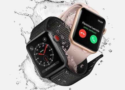 Apple Watch Series 3 vignette