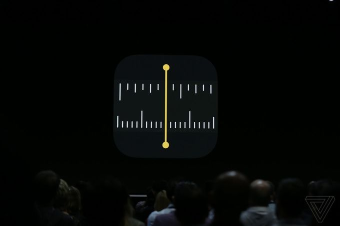 Apple WWDC Mesure