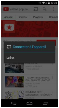 Application-YouTube-LaBox-Fibre