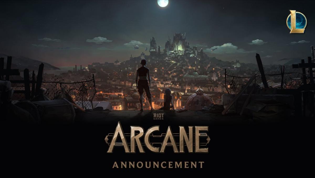Arcane (1)