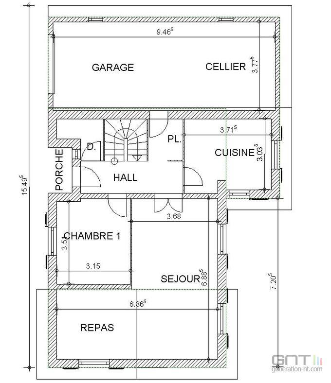 3d architecte facile arcon beau logiciel plan maison - Logiciel plan maison gratuit facile ...
