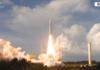 Ariane 5 : succès pour le troisième lancement de l'année
