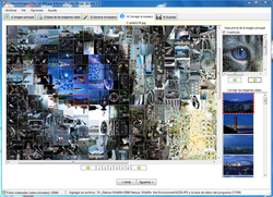 ArtensoftPhotoMosaicWizard screen