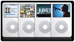 Article n° 104 - L'histoire Apple - iPod video