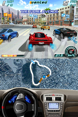 Asphalt 4 : Elite Racing - 1