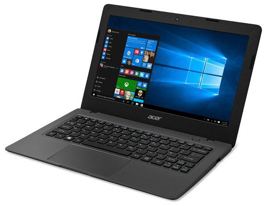 Aspire One Cloudbook