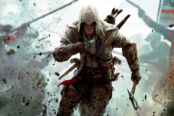 Assassin Creed 3 - artwork