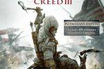 Assassin Creed 3 - pochette PS3