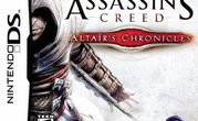 Assassin\'s Creed Altair\'s Chronicles jaquette