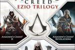 Assassin Creed Ezio Trilogy - pochette