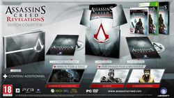 Assassin's Creed Revelations ed. Collector