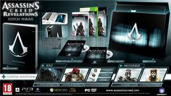 Assassin's Creed Reveletaion ed. Animus