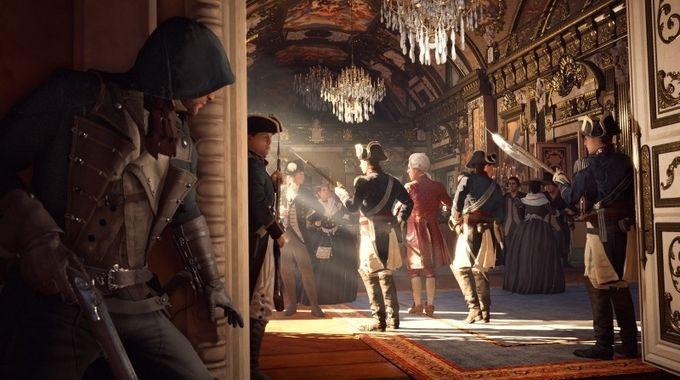 Assassin Creed Unity - 1
