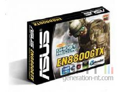 Asus geforce 8800 gtx small