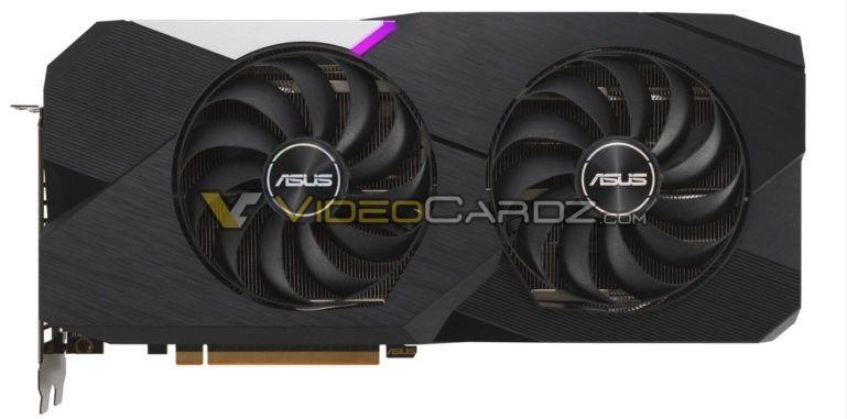Asus Radeon RX 6700 XT dual fan