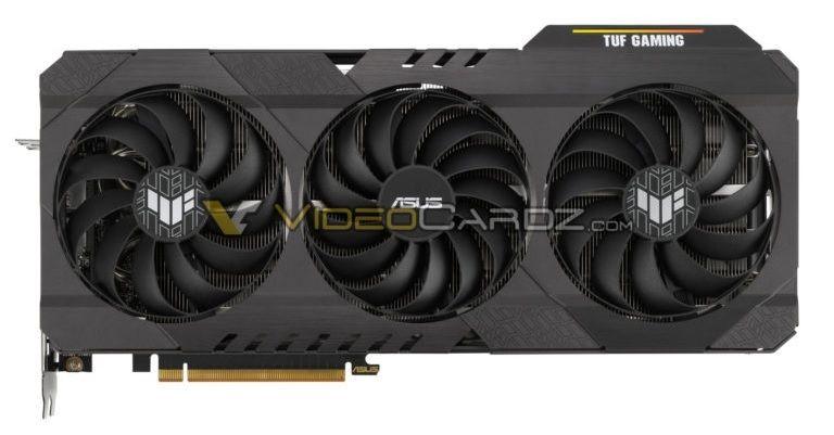Asus Radeon RX 6700 XT TUF Gaming