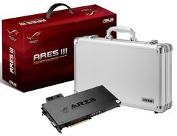 ASUS ROG Ares III packaging