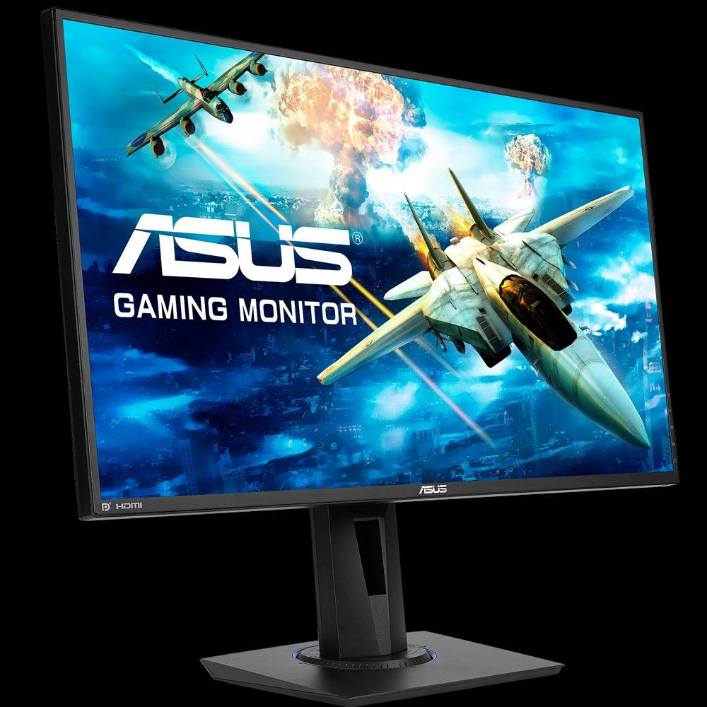 asus vg275q un cran pc gamer 27 pouces pour les petits budgets. Black Bedroom Furniture Sets. Home Design Ideas