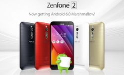 Asus Zenfone 2 Android M