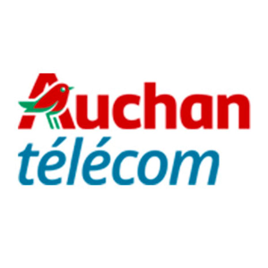 Carte Sim Auchan Telecom.Forfait 50 Go Auchan Telecom A 4 99 Par Mois Seulement