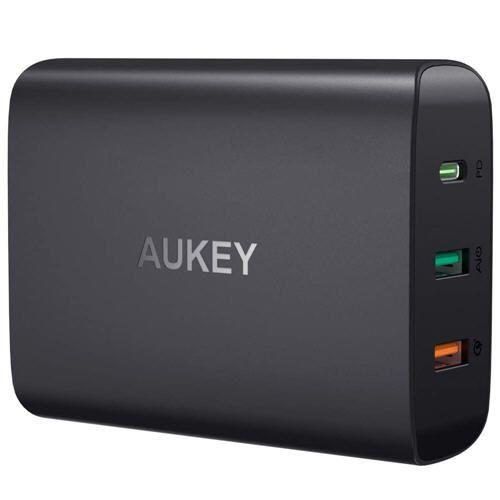 AUKEY USB-C Chargeur 46W 500x500